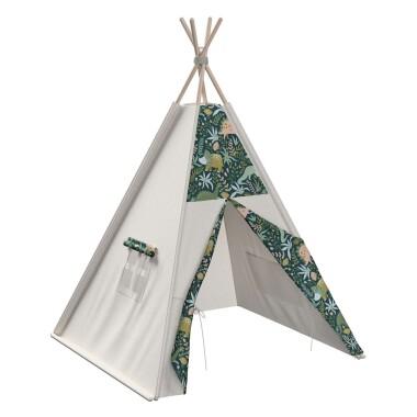 Tipi - teepee - namiot dla dzieci , najlepsze miejsce do zabawy w pokoju dziecięcym