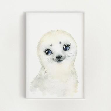 lodofoka-akwarela-plakat-dekoracyjny