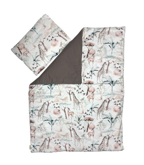 Safari – kołderka z poduszką – różne rozmiary