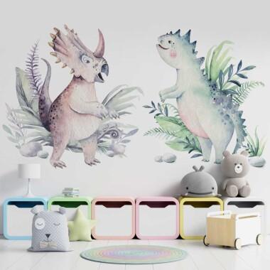 dinozaury-naklejki-na-sciane-dla-dzieci-zestaw-xxl-wzor-5