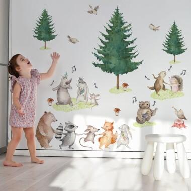 lesna-ferajna-naklejki-dla-dzieci-wzor-11