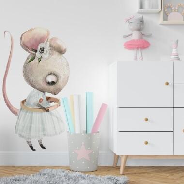 myszka-z-pierscionkiem-naklejki-na-sciane-naklejki-scienne