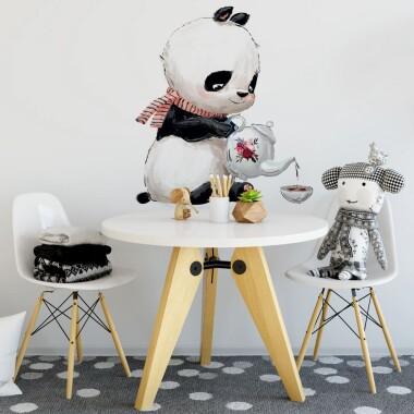 panda-z-filizanka-naklejki-na-sciane-naklejki-scienne
